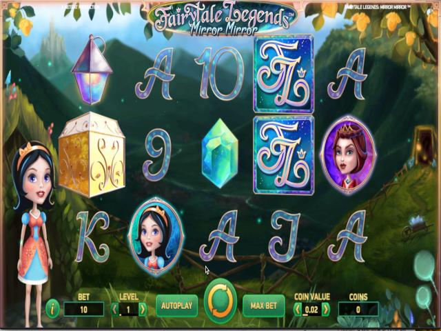 Fairytale Legends: Mirror Mirror Free Slot Game