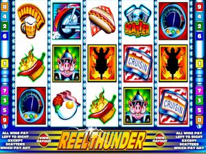 Reel Thunder - Internet Slot Game