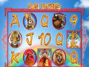 Cai Hong - Internet Slot Game