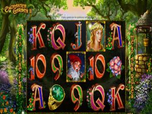 Enchanted Gardens II - Internet Slot Game