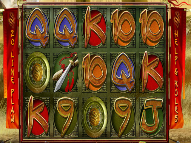 Zhanshi Free Slot Game