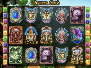 Azteca - Internet Slot Game