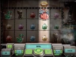 Eggomatic - Internet Slot Game
