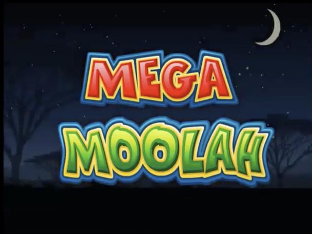 Mega Moolah Free Slot Game