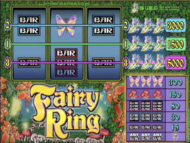 Fairy Ring Free Slot Game