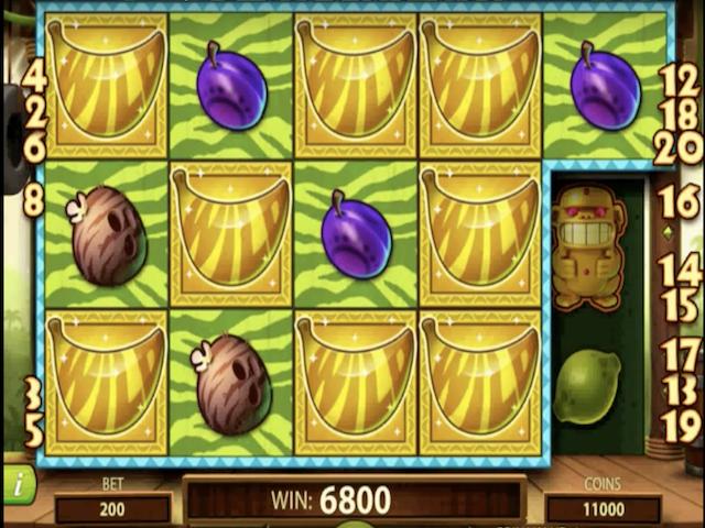 Go Bananas Free Slot Game